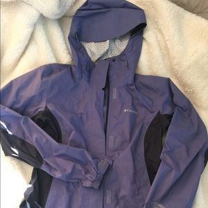 Columbia Omni -Tech Waterproof Breathable Jacket
